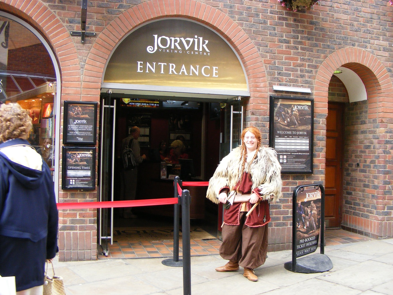 Yorvic_Viking_Centre_York