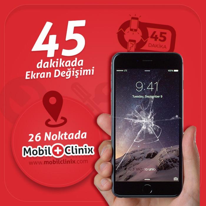 mobilclinix cep telefonu tamiri